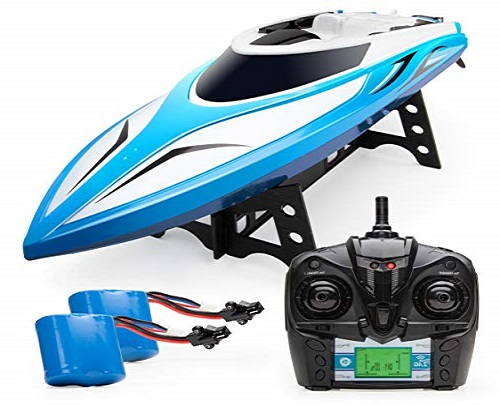 بهترین قایق کنترل از راه دور سریع برای سرعت: مدل H102