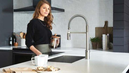 بهترین شیر آب آشپزخانه - بهترین شیرآلات آشپزخانه