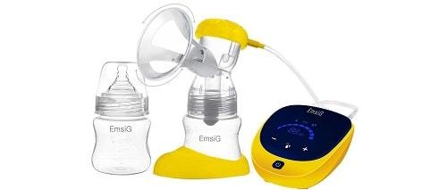 شیردوش برقی امسیگ مدل BP24-Plus| بهترین شیردوش برقی و دستی برای مادران