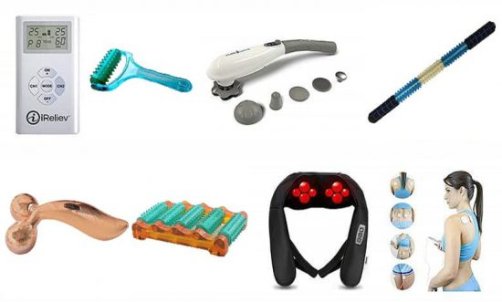 تصویر از راهنمای خرید بهترین ماساژورهای دستی و برقی