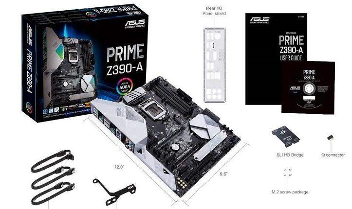 PRIME Z390 A4 1