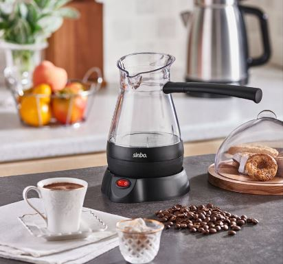 قهوه جوش سینبو مدل 2021