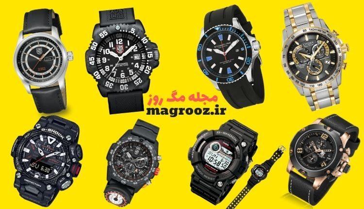 قیمت 22 مدل بهترین ساعت مچی مردانه ⌚️ لاکچری 2021