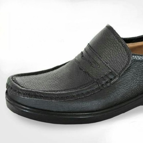 خرید • کفش مردانه چرم خالص سانترال