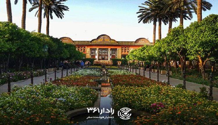 معرفی بهترین هتل های شیراز