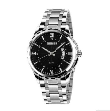 خرید ساعت مچی عقربه ای مردانه اسکمی مدل 9069