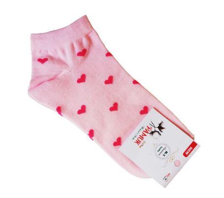 جوراب زنانه طرح قلب