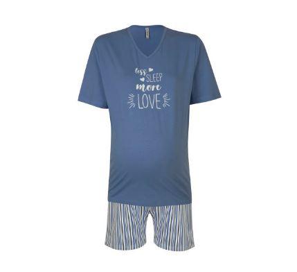 ست تی شرت و شلوارک بارداری اسمارا مدل 2020