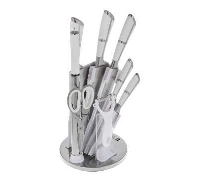 سرویس چاقوی آشپزخانه ۸ پارچه ام آر اس مدل BDL1001